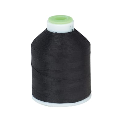 Coats & Clark Trilobal Embroidery Thread 1100 YD Black