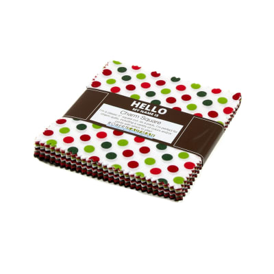 "Spot On Holiday Glitz 5"" Charm Squares"