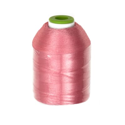 Coats & Clark Trilobal Embroidery Thread 1100 Yds. Rose
