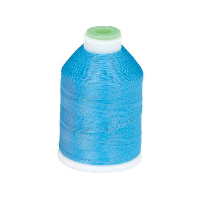 Coats & Clark Trilobal Embroidery Thread 1100 Yds. Miracle Blue