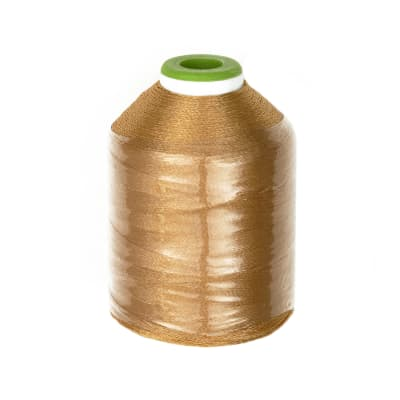 Coats & Clark Trilobal Embroidery Thread 1100 YD Tan