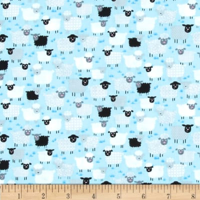 Jolly Farm Sheep Blue