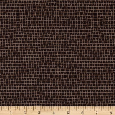 Parson Gray Empire Flannel Fishnet Moonshade