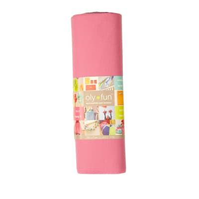 OLYFUN Multi Purpose Craft Fabric Bubble Gum