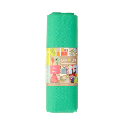 OLYFUN Multi Purpose Craft Fabric Sea Green