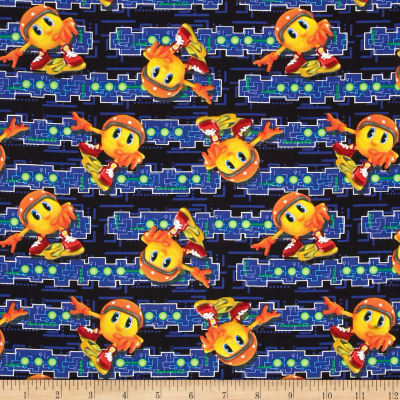 Pac-Man Stripe Multi