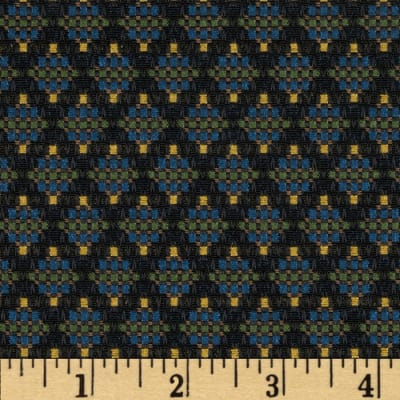 Robert Allen Promo Linkage Jacquard Midnight