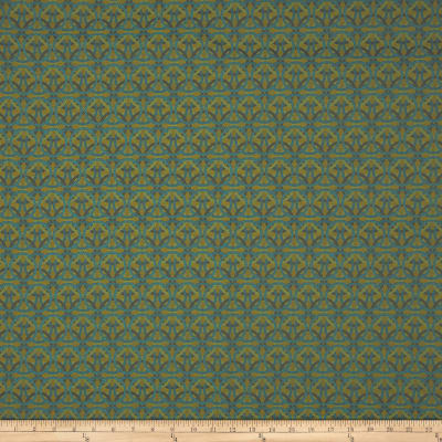 Robert Allen Promo Upholstery Eco Circle Jacquard Meadow
