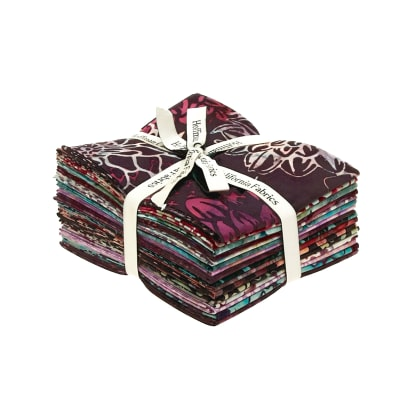 Bali Batik Hummingbird Fat Quarter Bundle