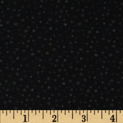 Essentials Petite Dot Black