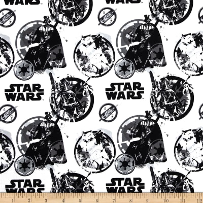 Star Wars Danger White