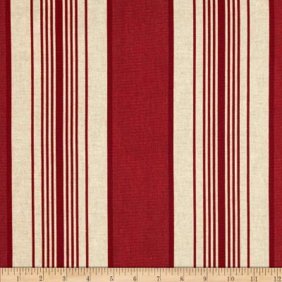 Robert Allen Promo Darby Lane Stripe Blend Canyon