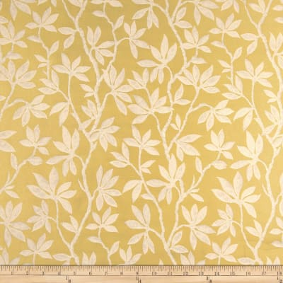 Robert Allen Promo Summer Leaves Silk Jacquard Seamist