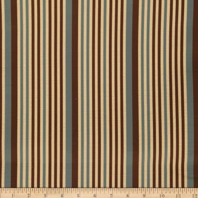 Robert Allen Promo Ripple Ridge Satin Stripe Steel