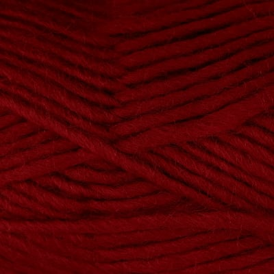 Bernat Sheep(ish) Yarn 00020 Dark Red(ish)