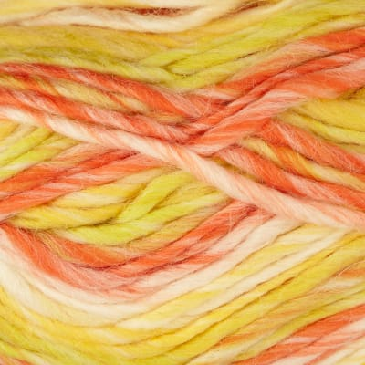 Bernat Sheep(ish) Stripes Yarn 70006 Citrus(ish)