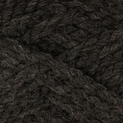 Bernat Wool Up Bulky Yarn 50044 Dark Grey