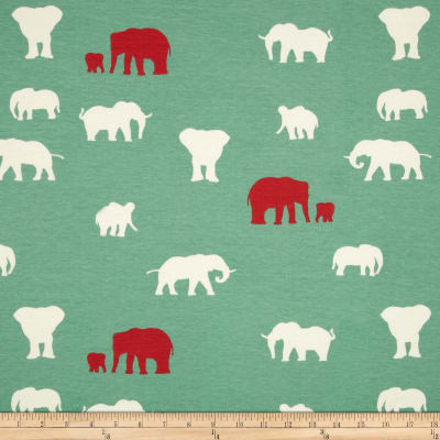 Birch Organic Serengeti Knit The Herd Pool