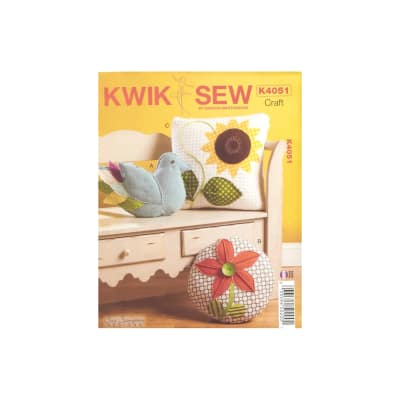 Kwik Sew Pillows Pattern