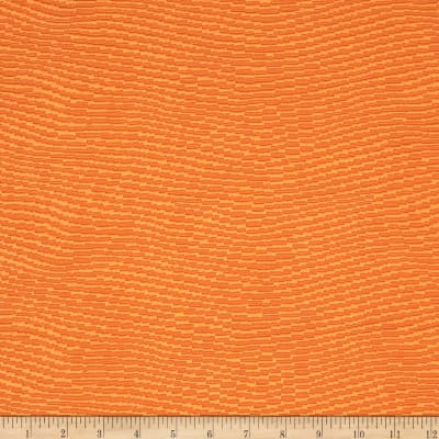 Waverly Billow Jacquard Clementine