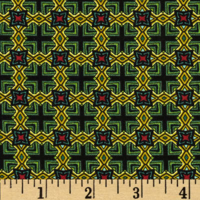 Star of Hope Marquis Diamond Green/Red