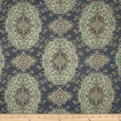 Swavelle/Mill Creek Matong Blend Indigo