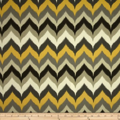 Swavelle/Mill Creek Gantt Chevron Taupe/Brown