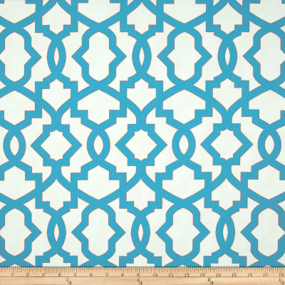Premier Prints Sheffield Coastal Blue