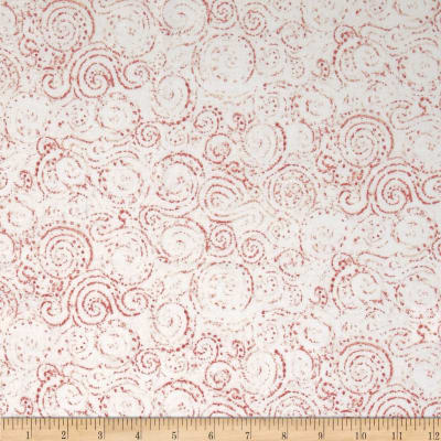Wild Things Scroll Red