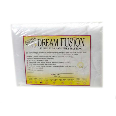 "Quilter's Dream Fusion Poly Select (60"" x 60"") Throw"