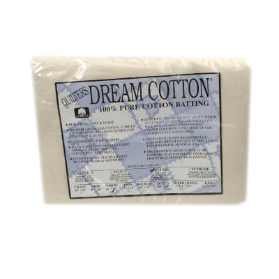 Quilter's Dream Natural Cotton Deluxe Batting (60