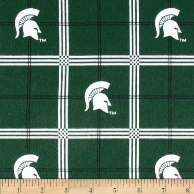 Michigan State University Plaid