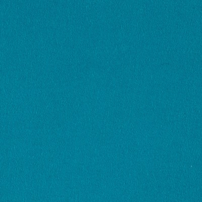 Stretch Bamboo Rayon Jersey Knit Teal Blue