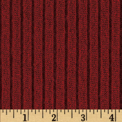 Chalet Sweater Knit Red