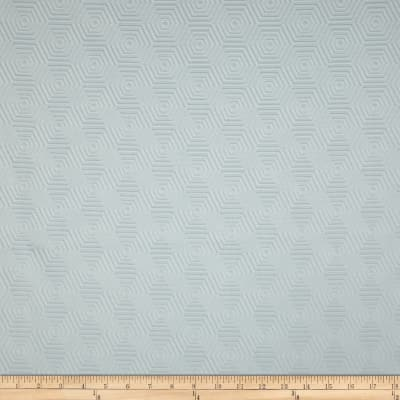 HGTV HOME Hex Appeal Solid Jacquard Mineral