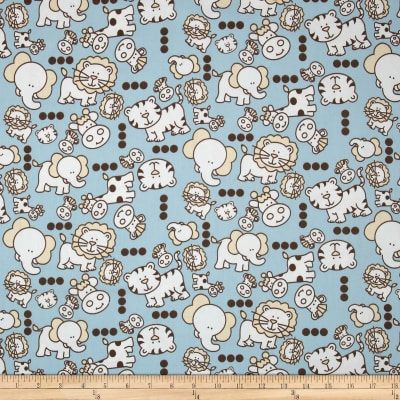 Premier Prints Mini Babies Twill Mist/Putty