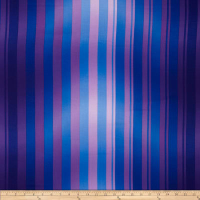 Flower Show II Key Stripe Blue/Purple