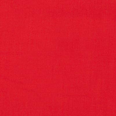 Kaufman Cambridge Cotton Lawn Red