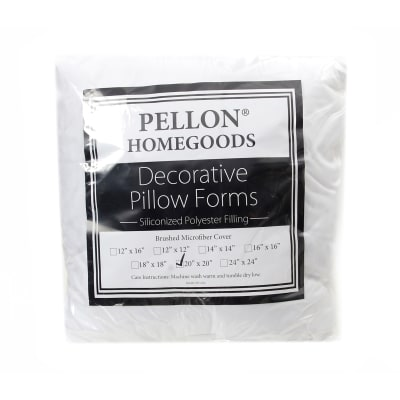 "Pellon Home Goods Pillow Insert 20"" x 20"""