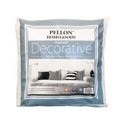 "Pellon Home Goods Decorative Pillow Insert 16"" x 16"""