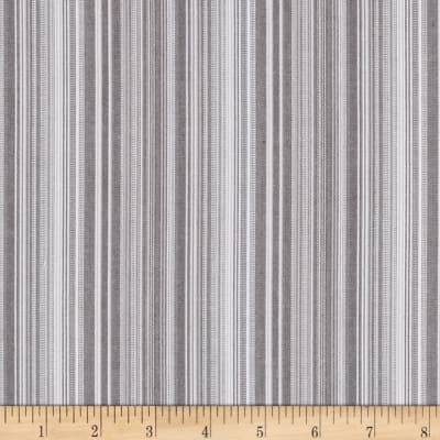 Kaufman Classic Threads Small Stripe Pepper