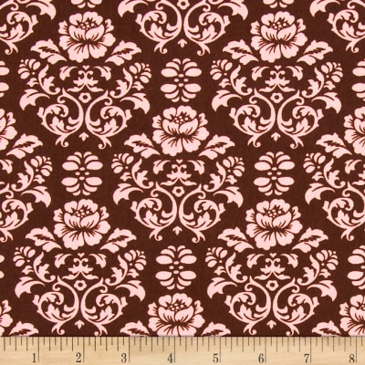 Pimatex Basics Damask Chocolate