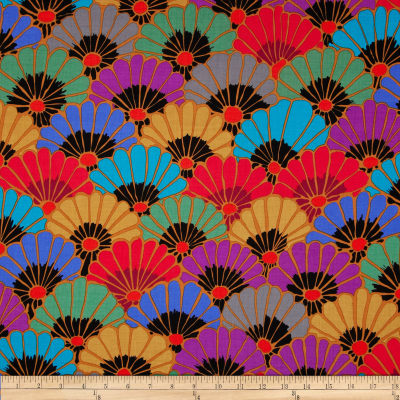 Kaffe Fassett Collective Thousand Flowers Dark