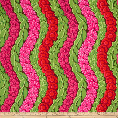 Kaffe Fassett Collective Serpentine Red