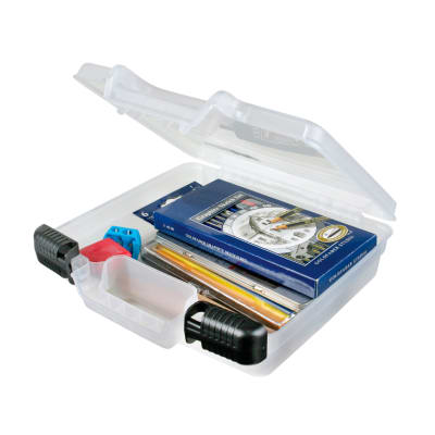 "ArtBin Quick View Deep Base Carrying Case-10.25"" x 3.25"" x 9.625"""
