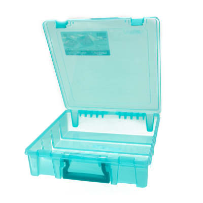 "ArtBin Super Satchel Single Compartment-15.25"" x 14"" x 3.5""  Teal"