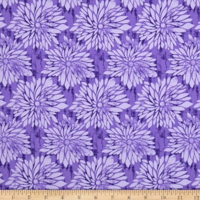 Ty Pennington Home Décor Sateen Fall 11 Dahlia Purple