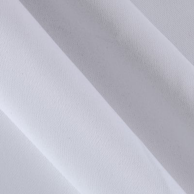 Eroica Blackout Drapery Fabric Off White