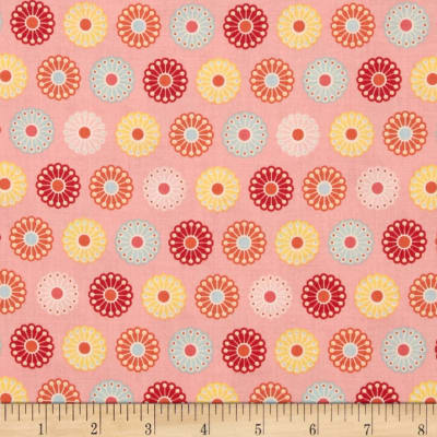 Riley Blake Just Dreamy 2 Patch Pink