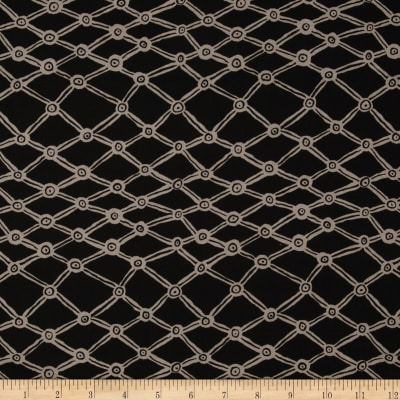 Kaffe Fassett Collective Nets Black